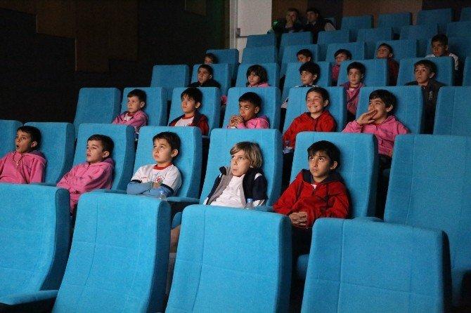 Kepez'de Spor, Ders Ve Eğlence Bir Arada
