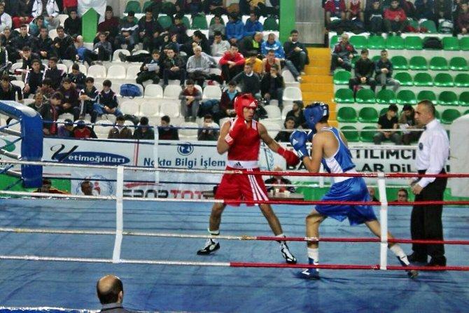 Kırşehir AEÜ spor öğrencilerinden madalya sevinci
