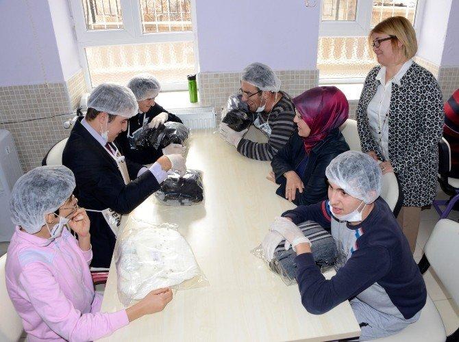 Başkan Toru, Özel Öğrencilerle Buluştu