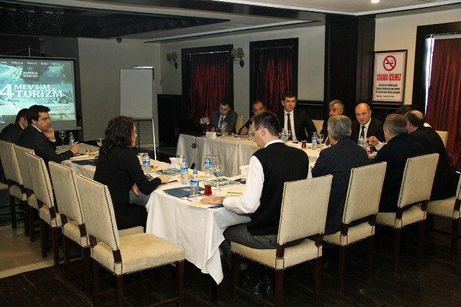 Kalkınma Ajansları Türkiye Kış Turizmi Platformu Erzurum'da Toplandı