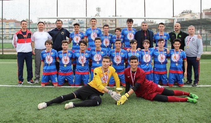 Aydın Liseler Arası Futbol Şampiyonasında İpi Nazilli Göğüsledi