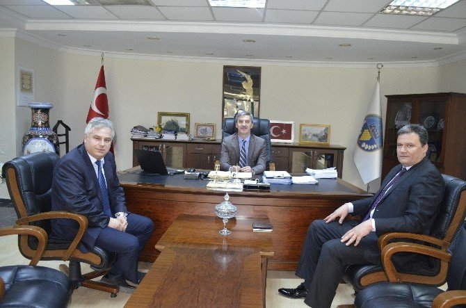 Zabıta Daire Başkanı İra'dan Turgutlu'ya Ziyaret