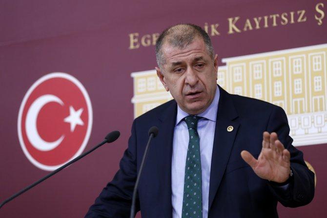 MHP'li Özdağ: Hükümet terörle mücadele konseptini benimsemedi