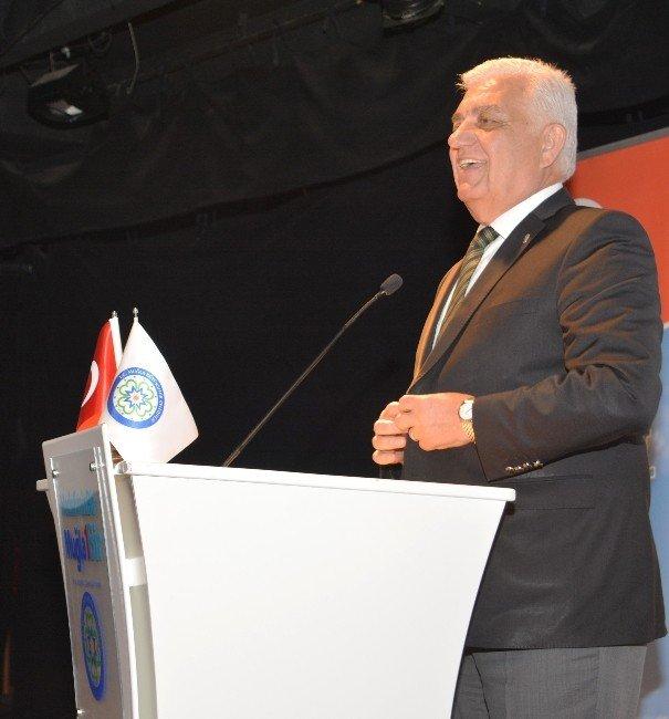 Büyükşehir Datça'da Muhtarlar İle Buluştu
