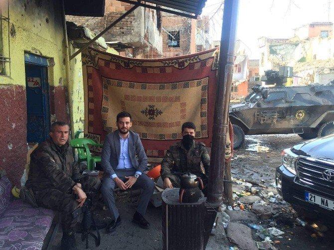 Nilüferli AK Gençlerden Sur'a Kardeşlik Eli