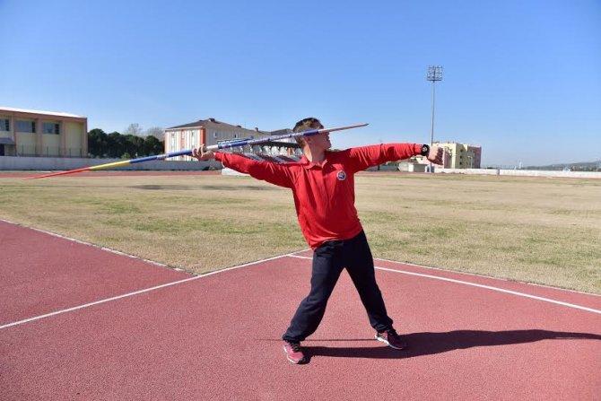 Osmaniyeli atlet milli takıma çağrıldı