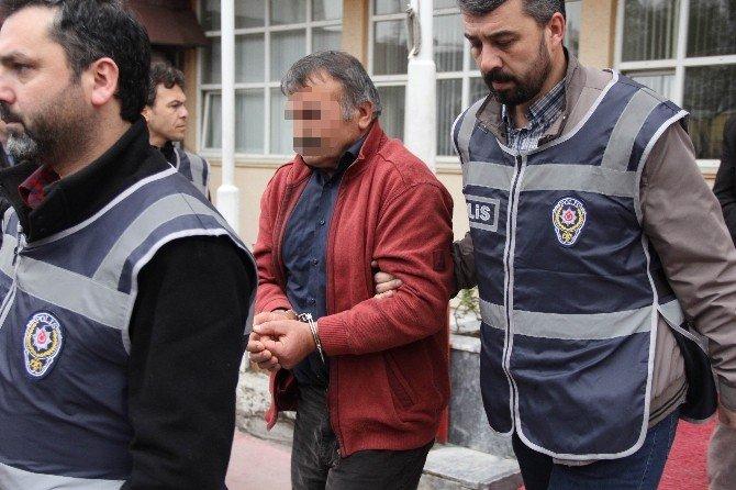 Eşini Ve Kızını Pazarladığı İddia Edilen Şahıs Gözaltına Alındı
