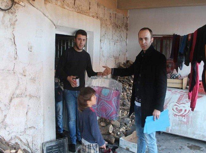 Eruh Kaymakamlığından Göç Eden Ailelere 112 Bin 500 Lira Nakdi Yardım
