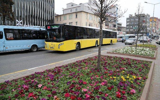 Sultanbeyli-kadıköy Seferini Yapan 18k'nın Güzergahı Değişti
