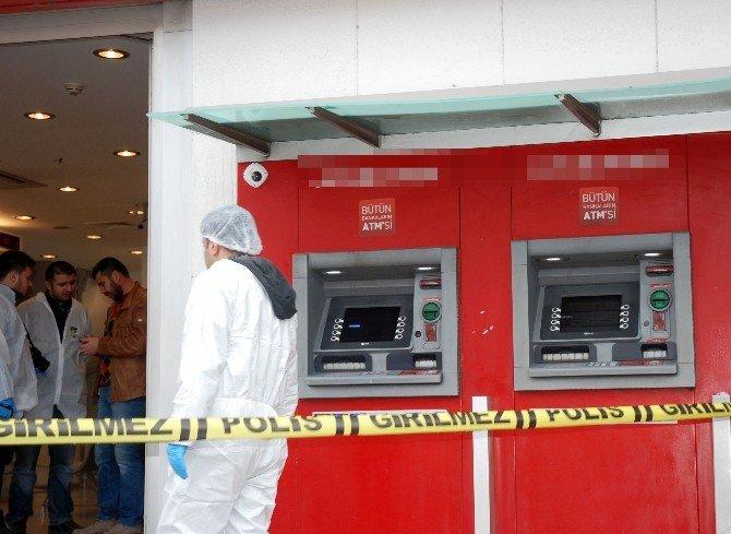 Sultangazi'de Banka Soygunu