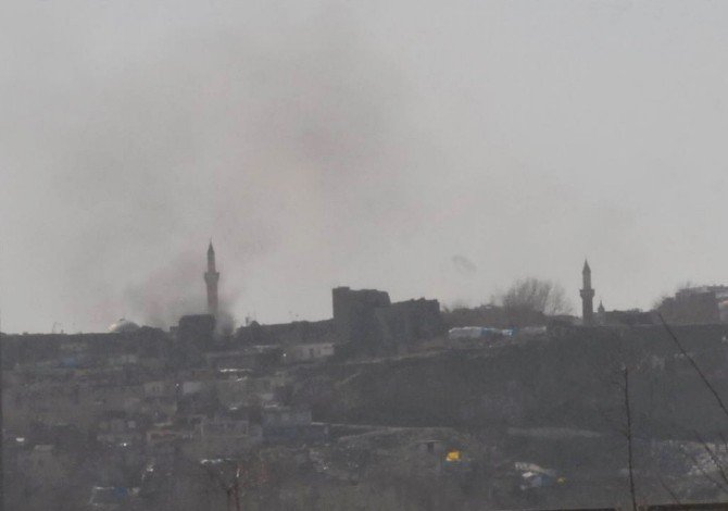 Sur'da Çatışmalar Devam Ediyor