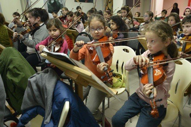 Çocuk Senfoni'nin Yurt Dışından Gelen Konukları