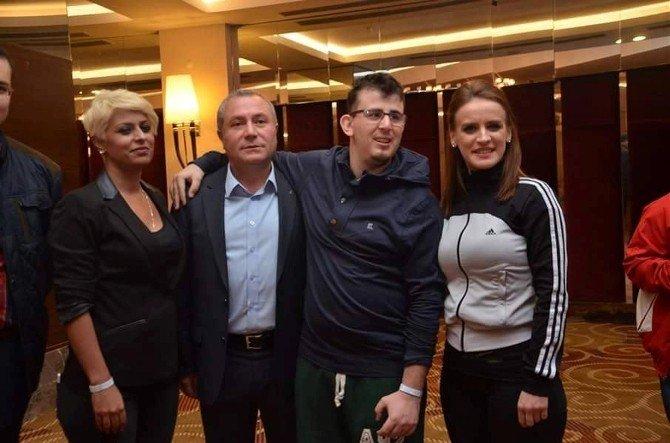 SES-sizsiniz Spor Kulübü'nün Özel Sporcusundan, Özel Başarı