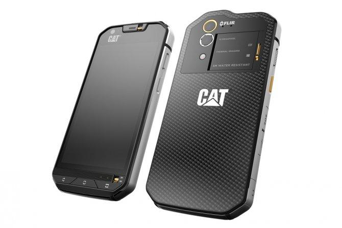CAT, dünyanın ilk termal kameralı akıllı cep telefonunu duyurdu