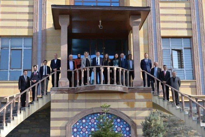 Kütahya Kent Konseyi Yönetimi'nden Protokol Ziyaretleri