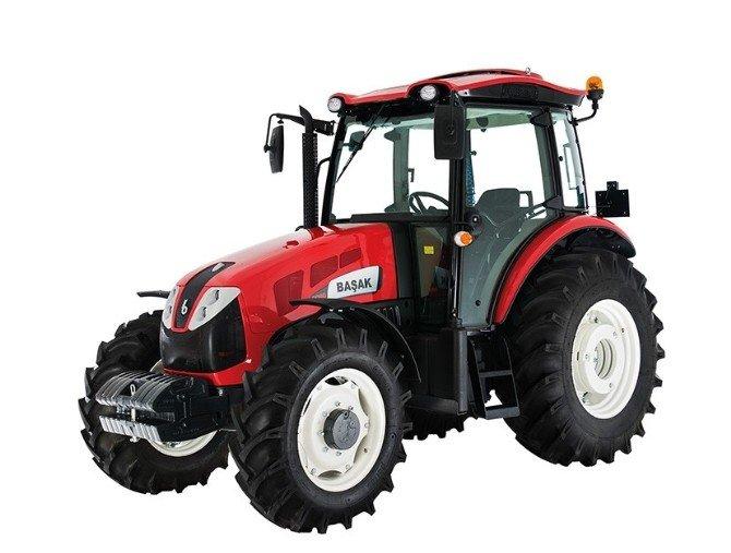 Çiftçinin Dostu Başak Traktör