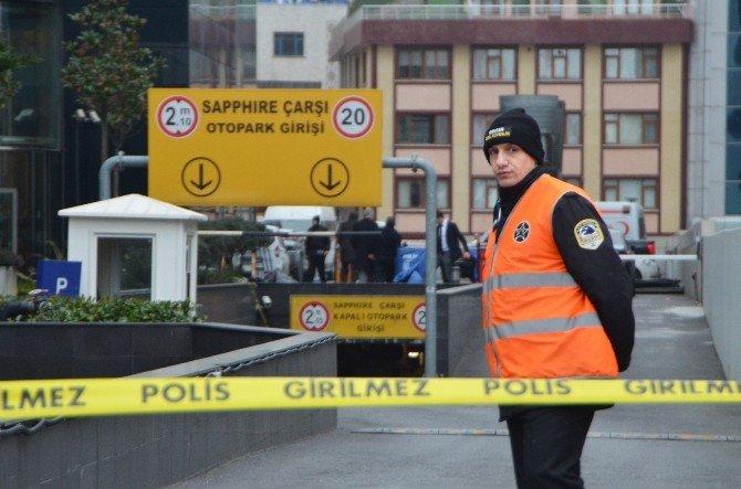Türkiye'nin En Yüksek Binasında İntihar