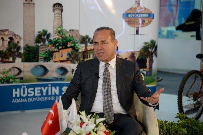 """Sözlü: """"Sıkıntı Yaşayan Yatırımcı Adana'ya Gelsin"""""""