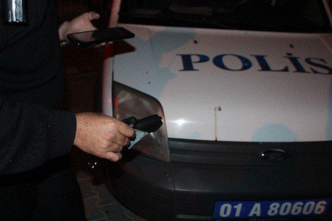 Ceyhan'da Polisten Güven Ve Huzur Uygulaması
