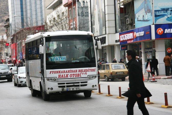 Otobüslerden sonra minibüs ücretleri de yüzde 14 zamlandı