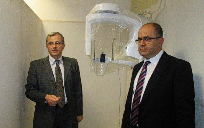 Akyazı Devlet Hastanesine Panaromik Röntgen Cihazı Hediye Edildi
