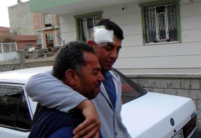 Ankara Gazisi Baba Ocağına Geldi