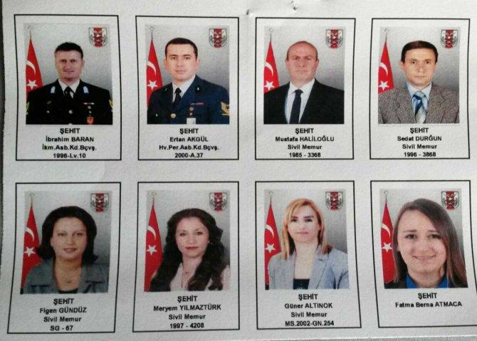Ankara şehitleri son yolculuğuna uğurlanıyor