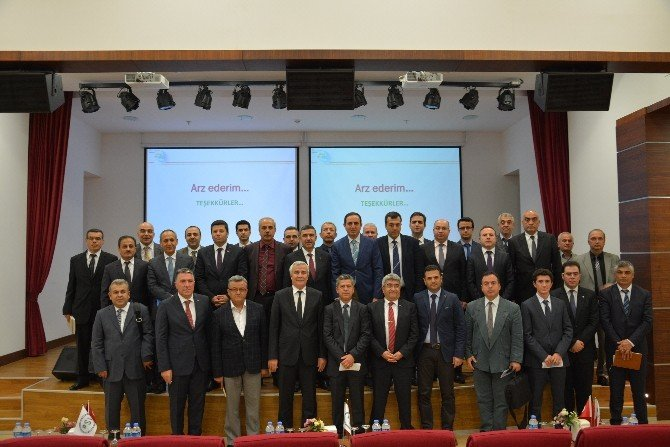 Antalya İl Su Yönetimi Koordinasyon Kurulu Toplantısı Yapıldı