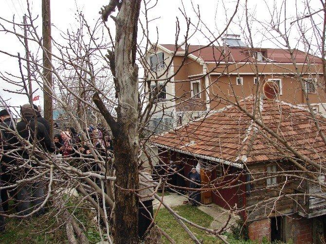 Terör Kurbanı Ayhan Aksu Çatalzeytin'de Toprağa Verildi