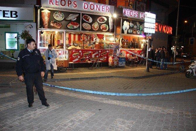 Edremit'te Silahlı Saldırı: 1 Ölü