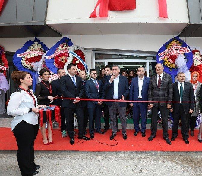 Sakarya'da Ev Diş Polikliniği Açıldı