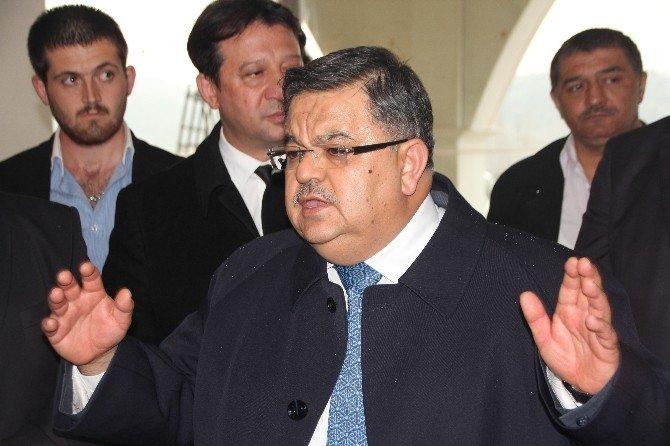 Başkan Yağcı Otogar Esnafına Yeni Otogarı Anlattı