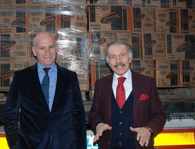 Bayrampaşa'dan Bayırbucak Türkmenleri'ne Yardım Eli