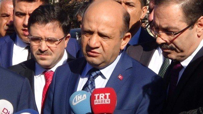 """Bakan Bozdağ: """"Soruşturma Kapsamında Şuana Kadar Çok Önemli Delillere Ulaşıldı"""""""