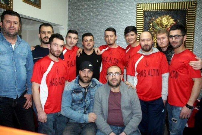 Bozbelenspor'da Hedef Şampiyonluk