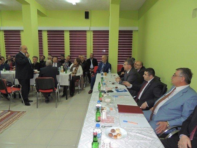 İnhisar'ın Sorunları Ve Çözüm Önerileri Çalıştayı