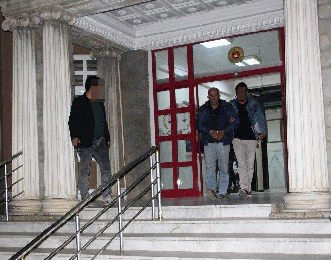 Didim'de Kamyondan Mülteci Kaçakçılığı Son Anda Önlendi
