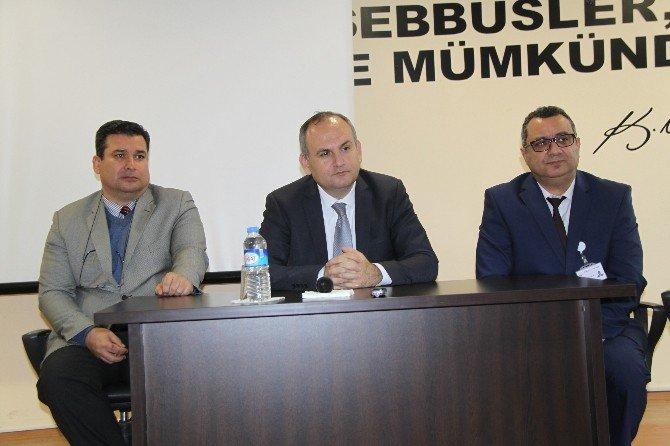 Didim'de Sağlık Kurumları Bir Yılın Hesabını Verdi