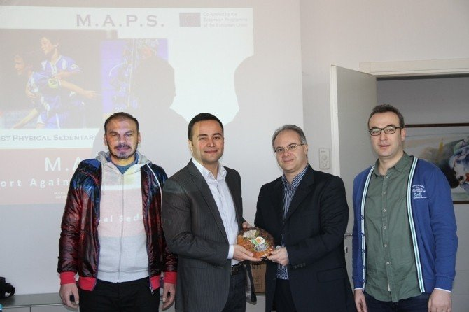 Doğanşehir Kaymakamlığı, Erasmus Projesinde