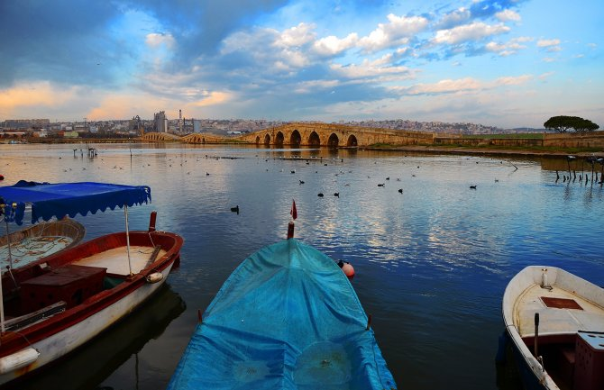 Mimar Sinan'ın 98 eseri Minia Park'ta buluşacak