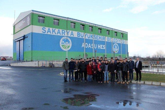 SASKİ'den 4 Bin Öğrenciye Su Tasarrufu Dersi