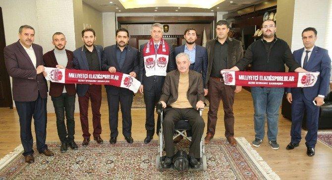 Başkan Yanılmaz'dan Elazığspor'a Prim Dopingi