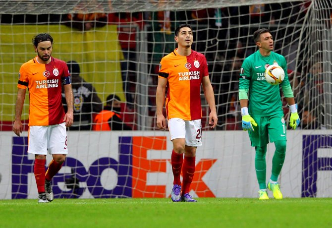 Galatasaray: 1 - Lazio: 1