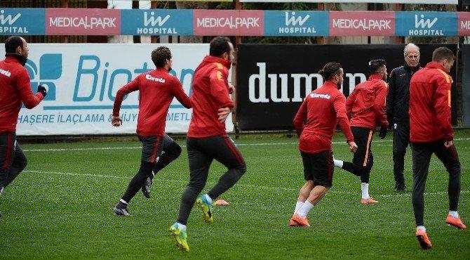 Galatasaray, Trabzonspor Maçı Hazırlıklarına Başladı