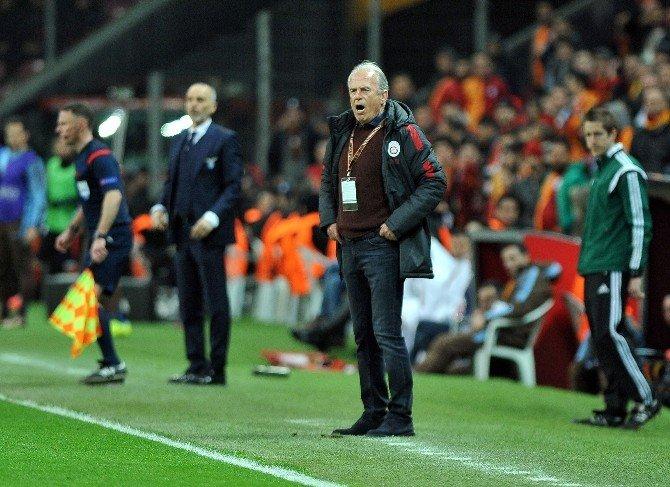Galatasaray, Lazıo Karşısında İstediğini Alamadı