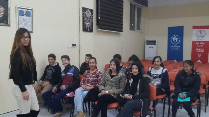 Gençlere Diksiyon Dersi