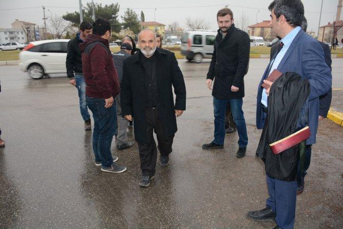 Ağabey Adnan Cömert: Adalet sarayında hiç mi adalet olmayacak?