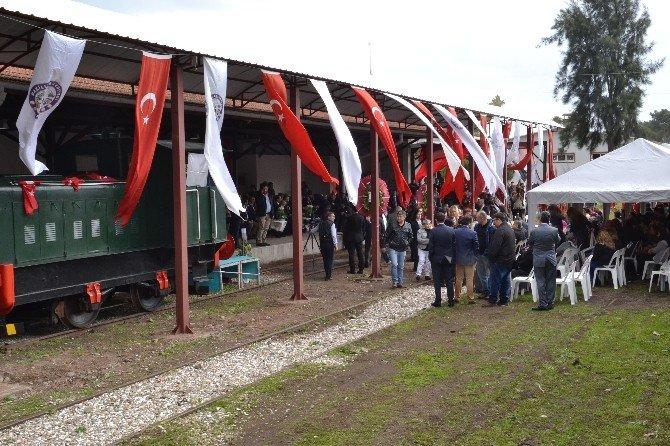 Emekçi Gıdı Gıdı Treni İlk Resmi Seferini Yaptı
