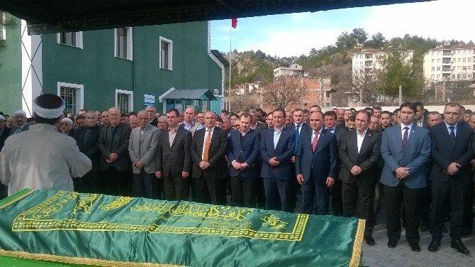 Hanönü Belediye Başkanı Büyükbabasını Kaybetti