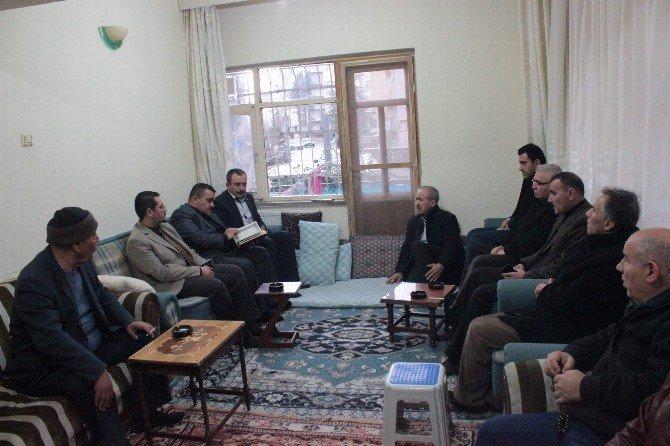 Türkmen Aşiret Liderine Kırşehir'de Taziye